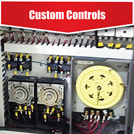 Thermolinear can design a control system to meet your specific needs such as special alarm and redundant refrigeration control schemes.